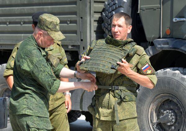 'Cielo despejado': torneo de unidades antiaéreas del Ejército ruso - Sputnik Mundo