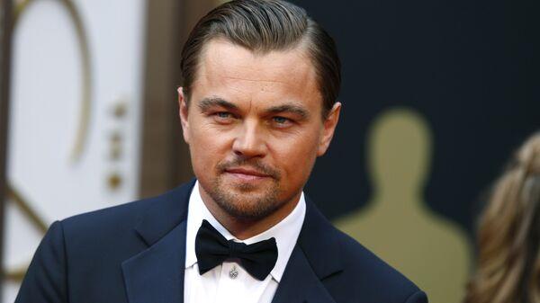 Leonardo Di Caprio, el actor estadounidense - Sputnik Mundo