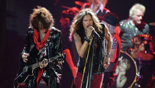Concierto de Aerosmith en Moscú - Sputnik Mundo