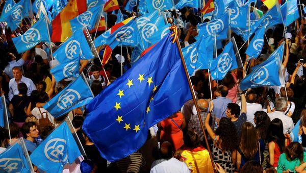 Simpatizantes del Partido Popular de España (archivo) - Sputnik Mundo