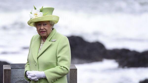Reina Isabel II del Reino Unido - Sputnik Mundo