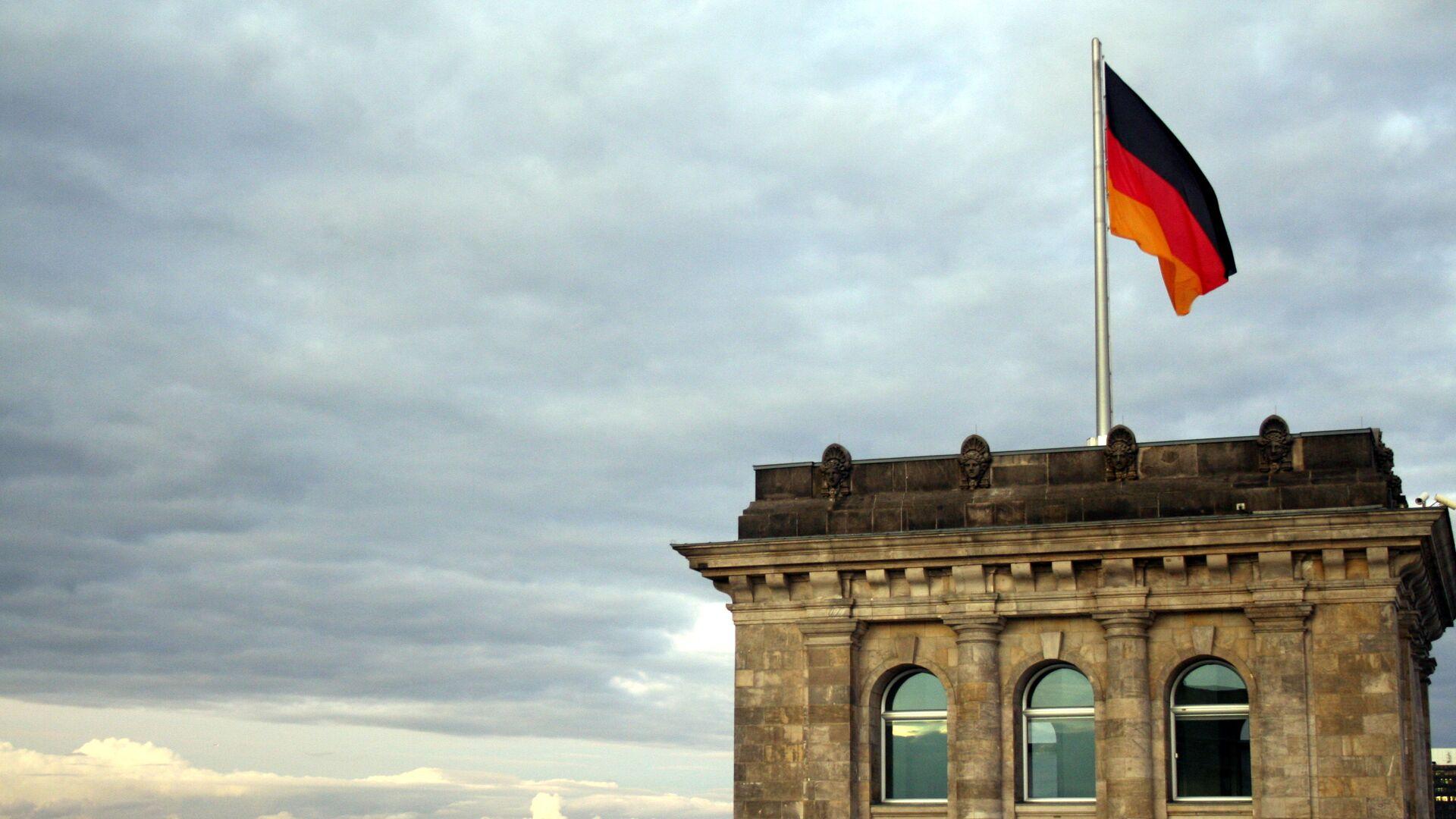 Bundestag, el parlamento de Alemania - Sputnik Mundo, 1920, 29.03.2021