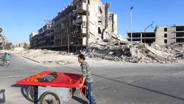 Tregua en Siria - Sputnik Mundo