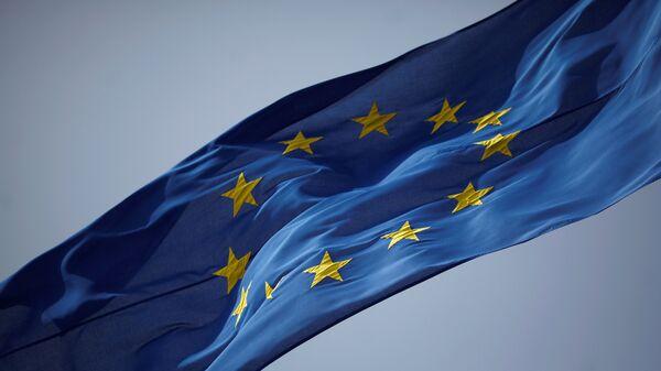 Bandera de la Unión Europea (UE) - Sputnik Mundo