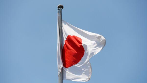 Bandera de Japón  - Sputnik Mundo