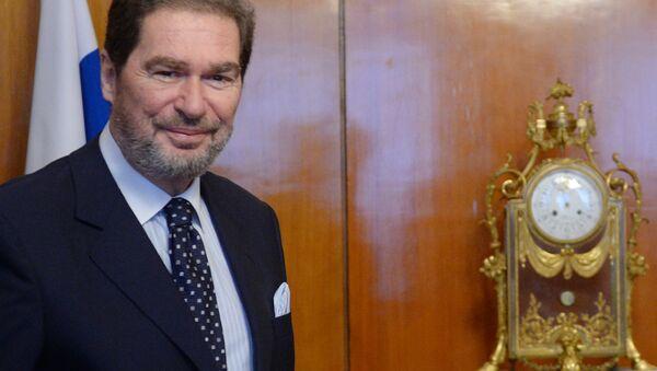 Michael Christides, secretario general de la Organización de Cooperación Económica del Mar Negro (archivo) - Sputnik Mundo