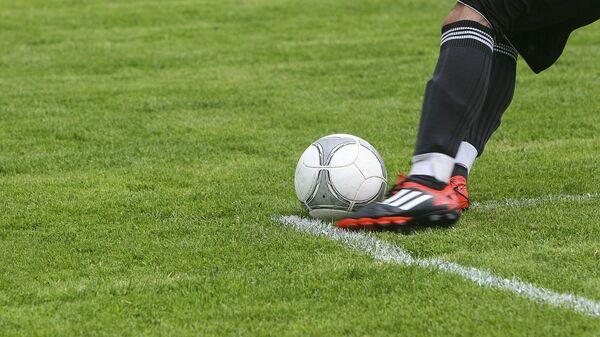 Fútbol (imagen referencial) - Sputnik Mundo