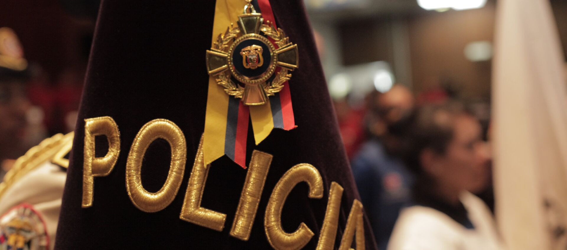 Policía de Ecuador - Sputnik Mundo, 1920, 28.01.2021