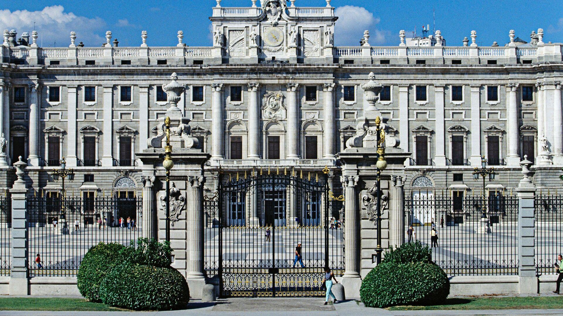 Palacio Real de Madrid - Sputnik Mundo, 1920, 11.03.2021
