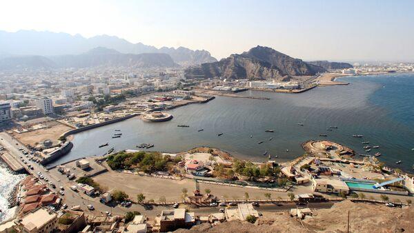 Ciudad de Adén, Yemen - Sputnik Mundo
