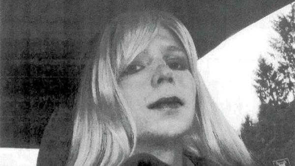 Chelsea Manning, exanalista de inteligencia del ejército estadounidense (archivo) - Sputnik Mundo