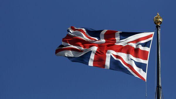 La bandera del Reino Unido (archivo) - Sputnik Mundo