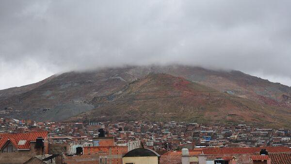 Potosí, Bolivia - Sputnik Mundo