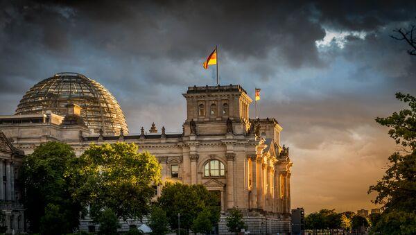 Bundestag, el parlamento de Alemania (archivo) - Sputnik Mundo