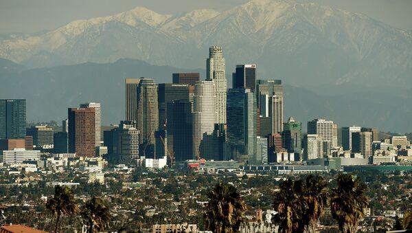 Los Angeles - Sputnik Mundo