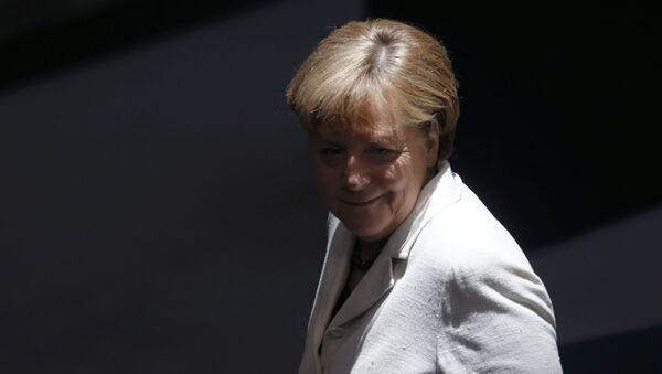 Angela Merkel, canciller de Alemania - Sputnik Mundo