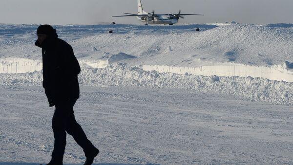 Un aeródromo ruso en el Ártico - Sputnik Mundo