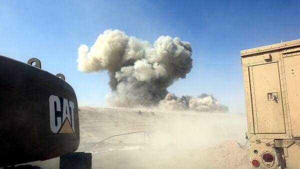 La lucha contra Daesh en Irak (archivo) - Sputnik Mundo