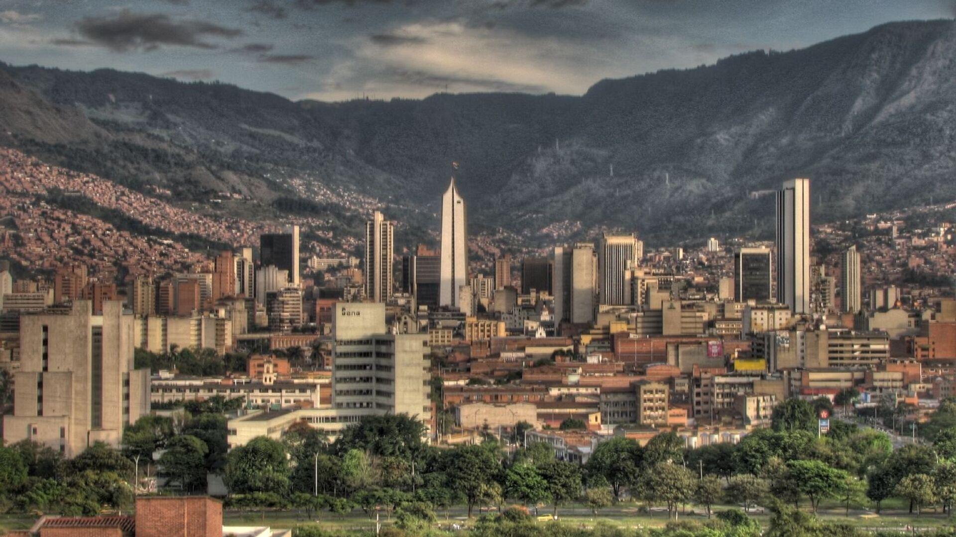 Medellín, Colombia - Sputnik Mundo, 1920, 20.09.2021