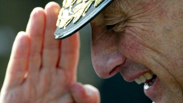 Juan Emilio Cheyre, exjefe del Ejército chileno - Sputnik Mundo