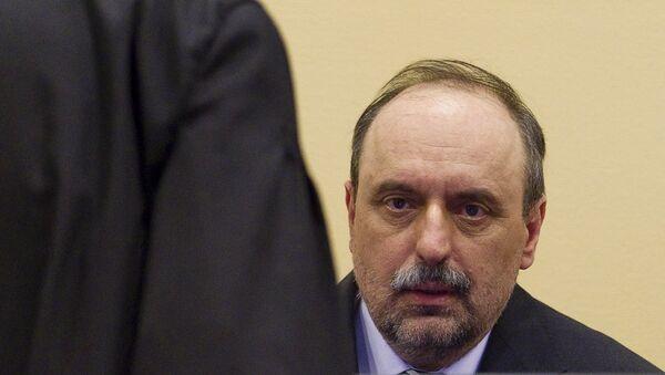 Goran Hadžić, expresidente de la autoproclamada República Serbia de Krajina - Sputnik Mundo