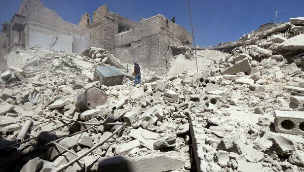 Las localidades que se unieron a la tregua en Siria ascienden a 449 - Sputnik Mundo