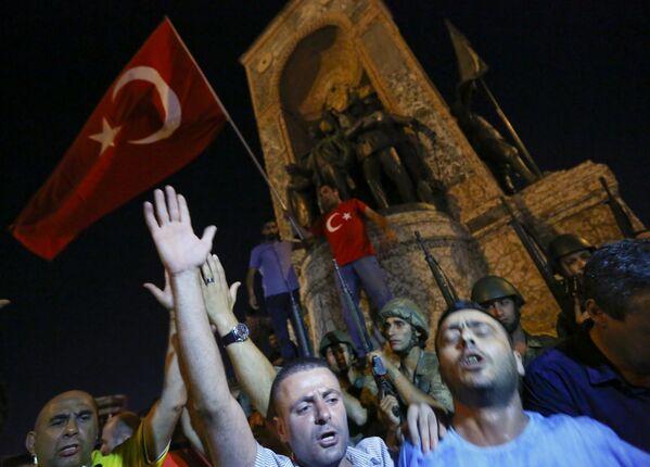 Intento de golpe de Estado en Turquía - Sputnik Mundo