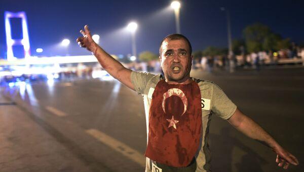 Situación en Turquía - Sputnik Mundo