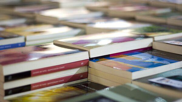 Libros - Sputnik Mundo