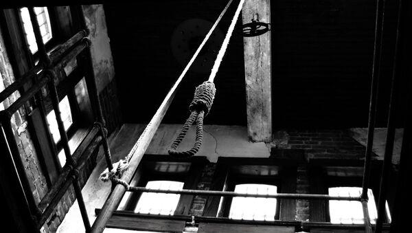 Una cuerda con nudo - Sputnik Mundo