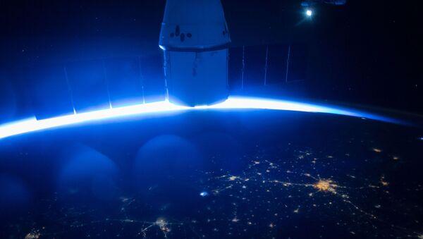 La cápsula espacial Dragon - Sputnik Mundo
