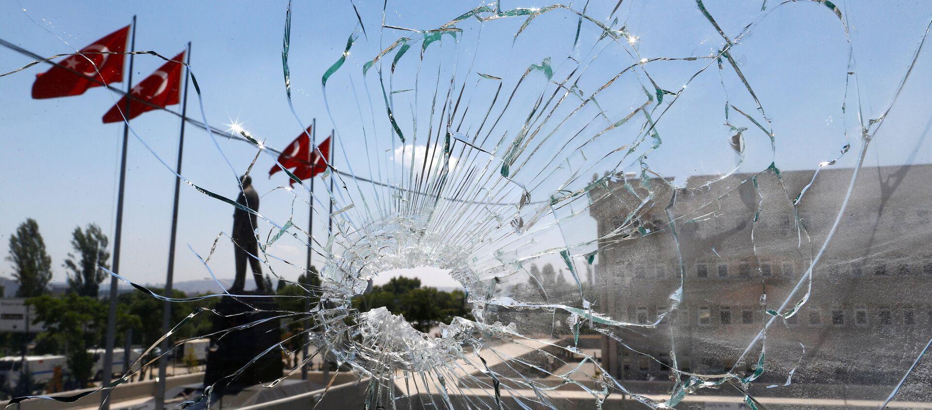 El golpe de Estado en Turquía - Sputnik Mundo, 1920, 05.02.2021