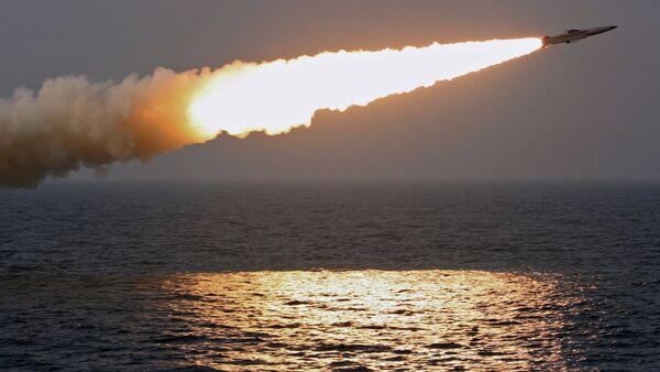 Misil hipersónico - Sputnik Mundo