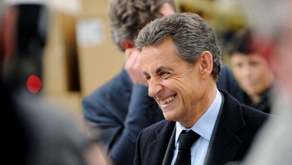 Nicolas Sarkozy - Sputnik Mundo