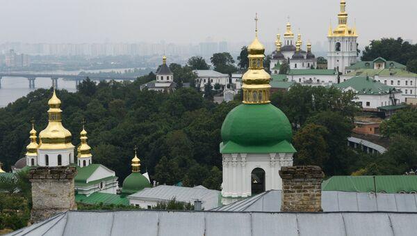 El Monasterio de las Cuevas, Kiev - Sputnik Mundo
