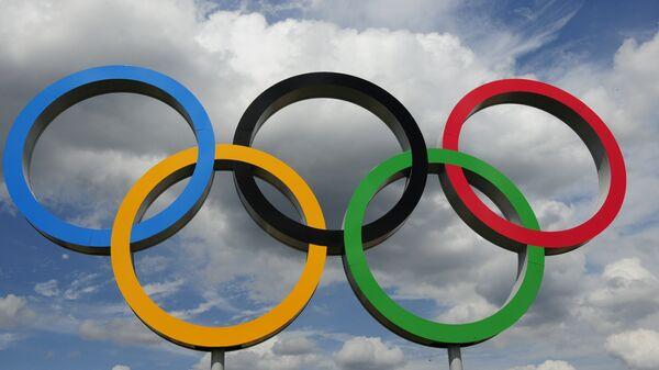 Aros olímpicos (archivo) - Sputnik Mundo