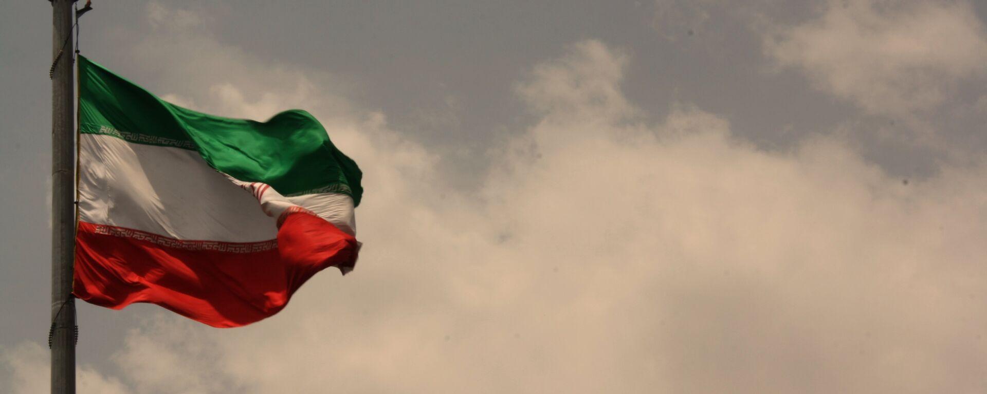 La bandera de Irán - Sputnik Mundo, 1920, 08.02.2021