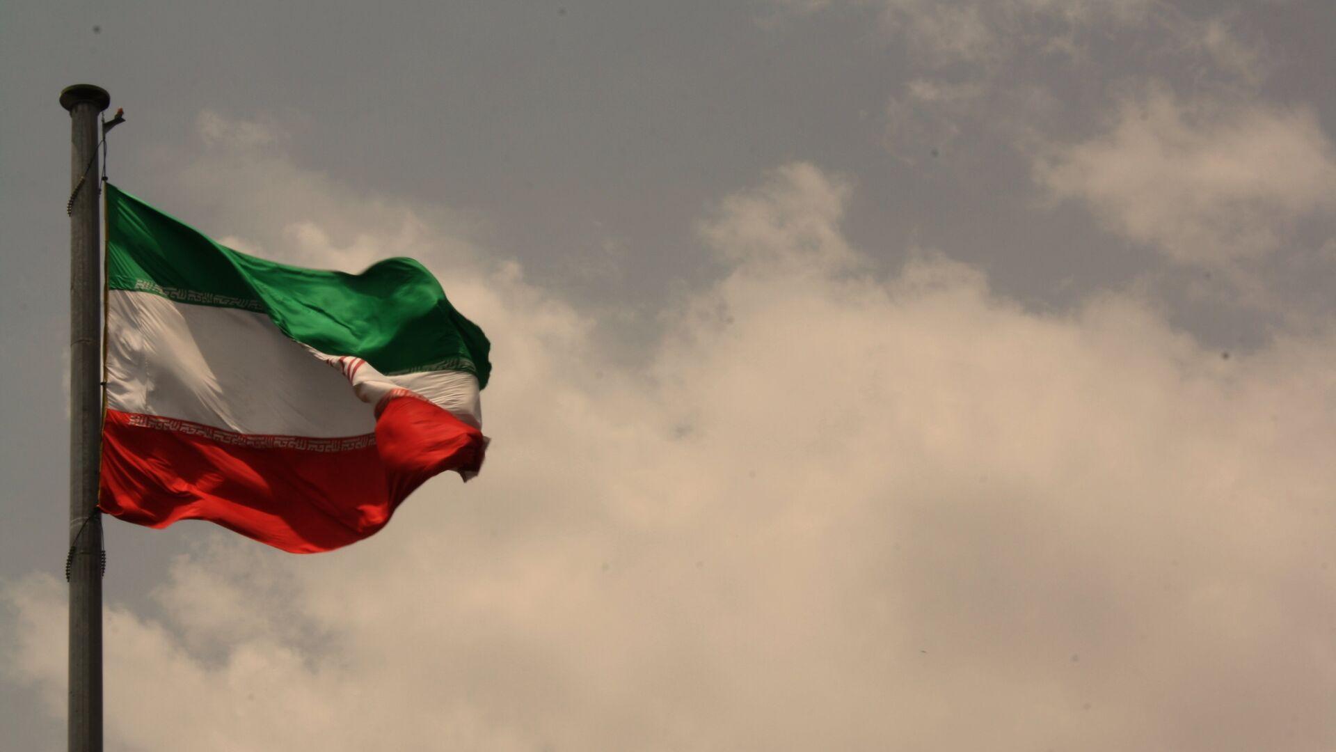 La bandera de Irán - Sputnik Mundo, 1920, 25.07.2021