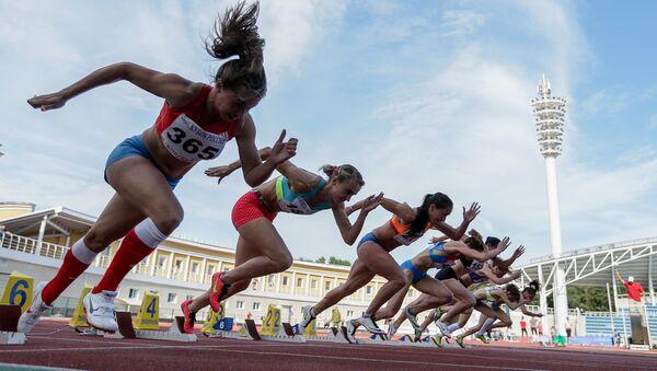 Las atletas rusas - Sputnik Mundo