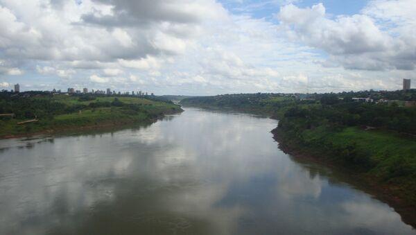 Un río - Sputnik Mundo