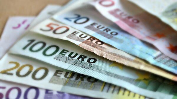 Euros (archivo) - Sputnik Mundo