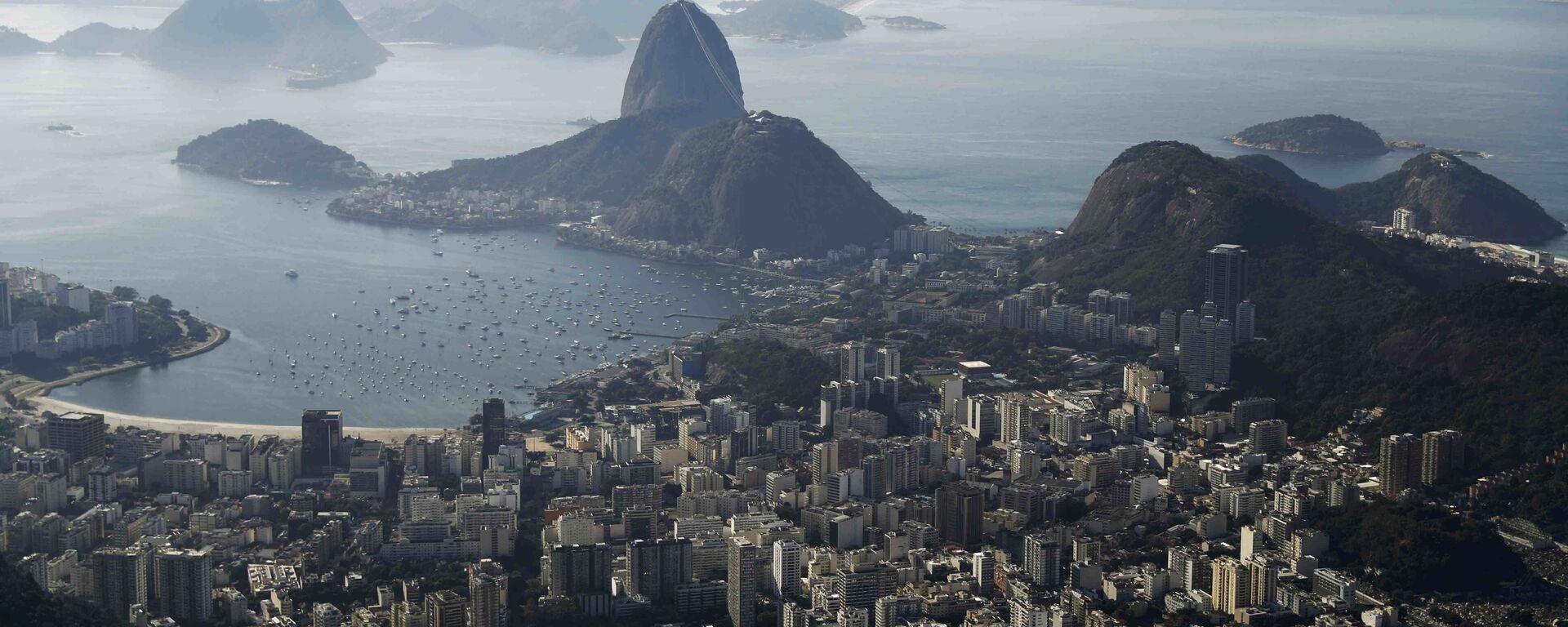 Río de Janeiro, Brasil - Sputnik Mundo, 1920, 22.03.2021