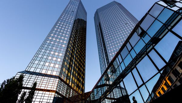 el Deutsche Bank - Sputnik Mundo
