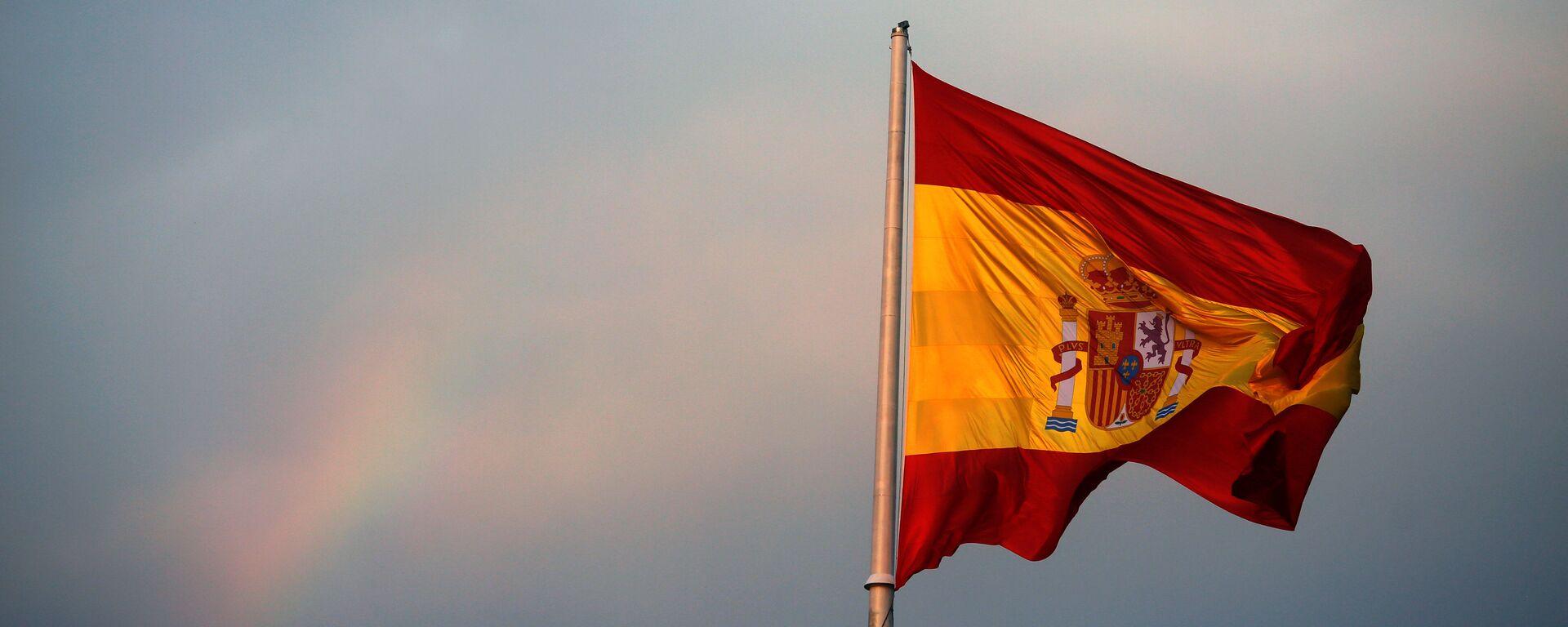 Bandera de España - Sputnik Mundo, 1920, 11.03.2021