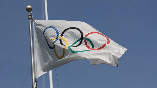 La bandera olímpica - Sputnik Mundo