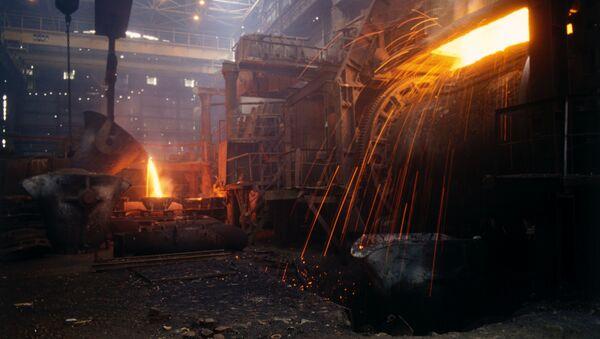Producción del cobre - Sputnik Mundo