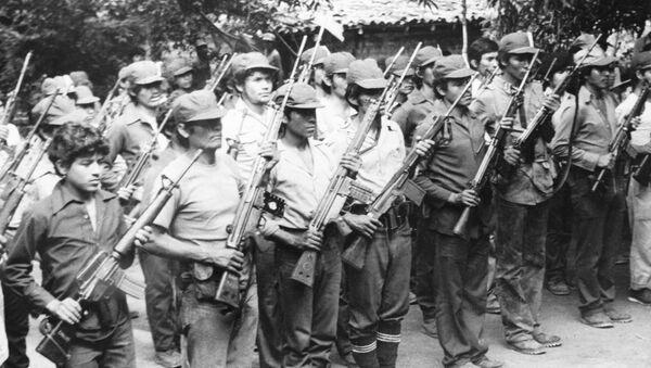 Народная армия Фронта национального освобождения - Sputnik Mundo