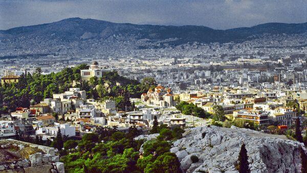 Atenas, capital de Grecia (archivo) - Sputnik Mundo