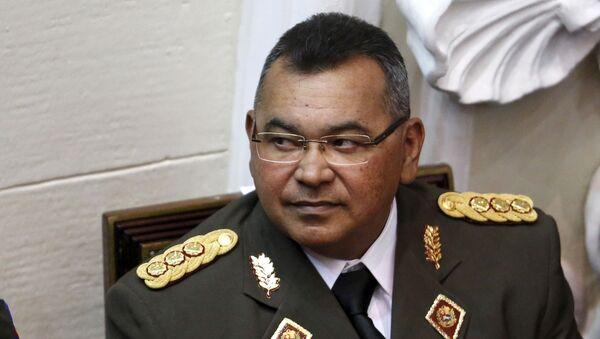 Néstor Reverol Torres, ministro de Interior, Justicia y Paz de Venezuela - Sputnik Mundo