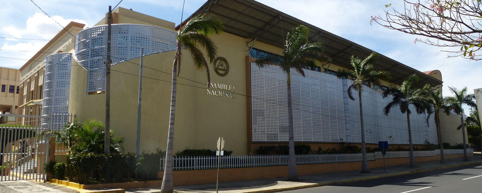 Asamblea Nacional de Nicaragua - Sputnik Mundo, 1920, 20.01.2021